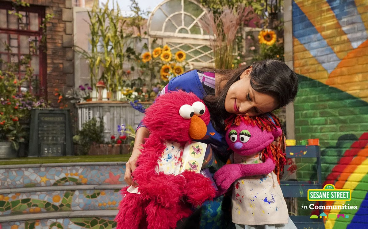 Meet Lily, the first muppet to experience homelessness
