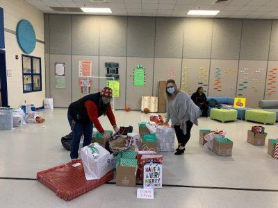 Lexington City Schools McKinney-Vento: Operation Christmas  for Every Child