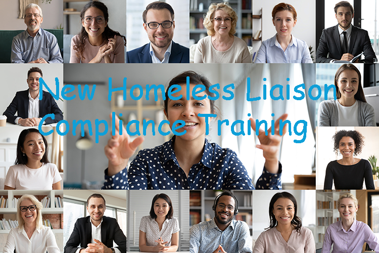 New Homeless Liaison Compliance Training  Coming in September